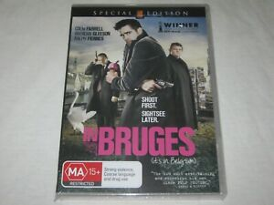 In Bruges - Special Edition - Brand New & Sealed - Region 4 - DVD