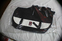 Chrome Citizen Black & White Messenger Bag (New with Tags in Factory Sealed Bag)