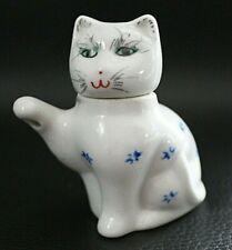 Vtg Pier 1 Kitty Cat miniature creamer