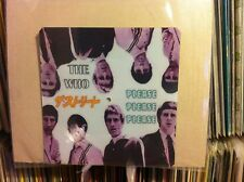 "THE WHO - Please Please Please Mega Rare 12"" Picture Disc Promo Single LP JAPAN"