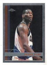 1997-98 Topps Chrome Basketball - #186  - Shawn Kemp - Cleveland Cavaliers