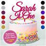 CUSTOM 1st Birthday Cake Topper One 1 Glitter ANY AGE Cake Smash Custom First