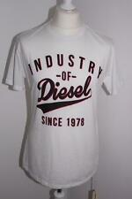 Diesel Crew Neck Short Sleeve Big & Tall T-Shirts for Men