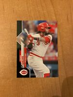 2020 Topps Series 2 - Freddy Galvis - #685 Black Parallel #'d 42/69 REDS