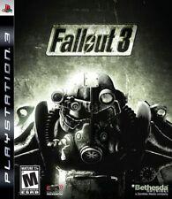 Fallout 3 & Max Payne 3, (PS3)