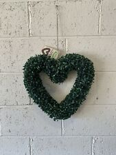 3d Hanging Topiary Boxwood Garden Heart