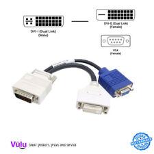 Câbles et adaptateurs Dell 1: 2 pour écran et équipement audio et vidéo