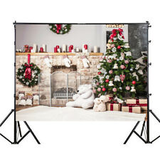 Us Christmas Photography Studio Party Background Photo Backdrop Vinyl Picture