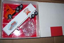 1997 Preston 65th Anniversary Winross Diecast Trailer Truck