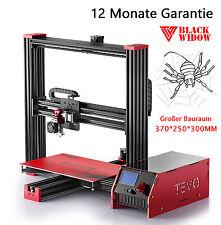 Black Widow 3D Drucker Bausatz BLTouch Auto Bed Leveling SD Karten Leser i3 Tevo