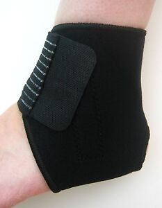 2 x MAGNETIC ANKLE SUPPORTS