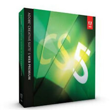 Adobe Creative Suite 5 - Upgrade for PC, Mac
