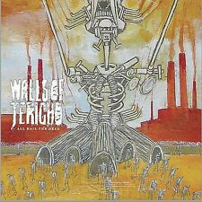 DAMAGED ARTWORK CD Walls Of Jericho: All Hail The Dead