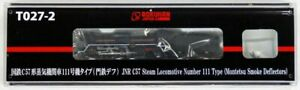 Rokuhan T027-2 Z Scale JNR Steam Locomotive Type C57 Number 111 (Montetsu Def.)