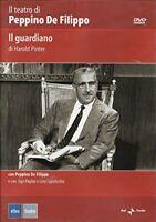Il Guardiano di Harold Pinter - Il Teatro di Peppino De Filippo - DVD D124015