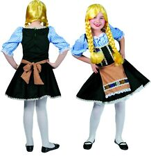 Funny Fashion Halloween-Kid's Oktoberfest Salzburg Festival Dress-Size 10