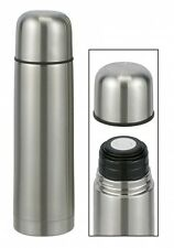 ACERO inox. botella aislante Termo jarra térmica FRASCO DE AISLAMIENTO 0,5L