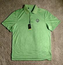 Men's Monterey Club logo golf shirt - M