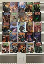 Star Wars Dark Horse 25 Lot Comic Book Comics Set Run Collection Box