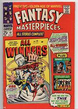 Fantasy Masterpieces #10, (1966 Marvel) 8.5 VF+
