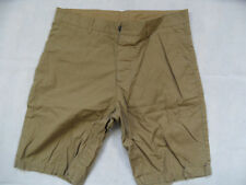 H&M DIVIDED tolle Shorts dunkles beige Gr. 32 TOP RJ918