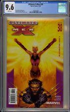 ULTIMATE X-MEN #38 - CGC 9.6 - WOLVERINE - 1992694005