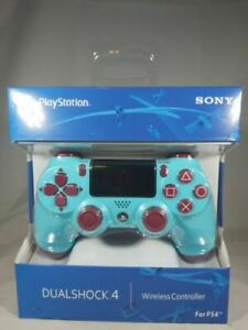 Sony PS4 Wireless Controller PlayStation4 DUALSHOCK 4  Berry Blue