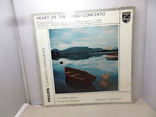 HEART OF THE PIANO CONCERTO PHILIPS GBL5531 JUAN SALVATO ANTONIO SELVA  VINYL LP
