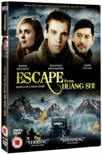 Escape From Huang Shi DVD (2009) Jonathan Rhys Meyers New
