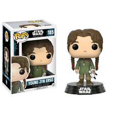 Star Wars: Rogue One - Young Jyn Erso Pop! Vinyl Figure NEW Funko