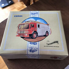 Corgi Nottinghamshire Fire Truck AEC Pump Fire Truck DieCast New In Box 1:43