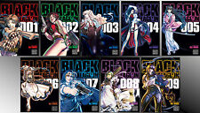 Black Lagoon Series Collection Set 1-9 English ADULT Manga by Rei Hiroe NEW!