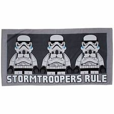 LEGO STAR WARS VILLAINS STORMTROOPERS BEACH TOWEL 100% COTTON