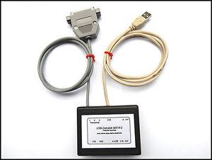 USB Cat Kabel Potenzialgetrennt für JST-145, JST-245, NRD-535, NRD545