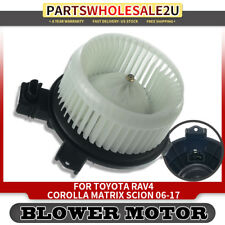 Blower Motor w/Fan Cage for Toyota Rav4 Corolla Matrix Scion TC XB VIBE 700230