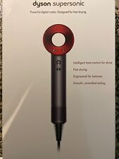 Dyson Supersonic Hair Dryer Red/Iron
