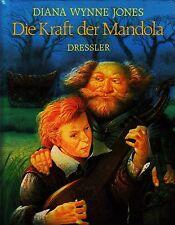 La FUERZA el MANDOLA- Diana Wynne JONES límite (1985)