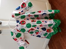 EUC Eleanor Rose Christmas Dress Size 4-5