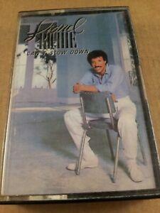Lionel Richie : Can't Slow Down : Vintage Cassette Tape Album From 1983