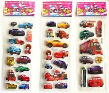 Cars Mcqueen 95 kids 3D stickers kids gift lolly bag filler birthday party bag