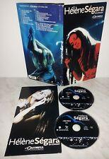 BOX 2 CD HELENE SEGARA - EN CONCERT L'OLYMPIA