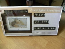 "Digital Decor 7 "" Digital Picture Frame  w/ Plates - NEW SEALED"