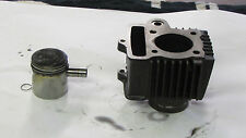 1985 HONDA ATC 70 CYLINDER WITH PISTON AND PIN
