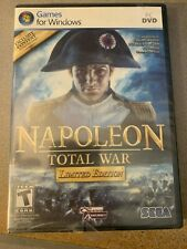 NAPOLEON: TOTAL WAR LIMITED EDITION PC New