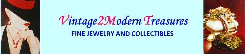 Vintage2Modern Treasures