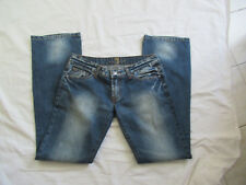 Jeans 7 for all mankind Gr. 36 blau