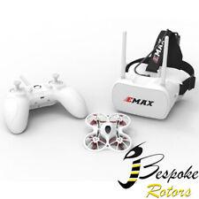 EMAX TinyHawk Micro Brushless FPV Drone (RTF Bundle)  Bespoke Rotors
