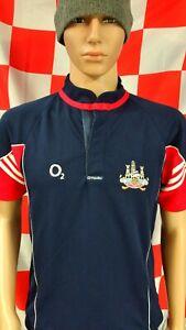 Cork GAA Official O'Neills Hurling Polo Shirt Jersey (Adult Small)