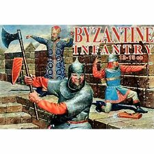 Orion 72027 Byzantine Infantry 1/72 Plastic scale model kit