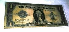 1923 One Dollar Silver Certificate Large Note *** Free Shipping ***